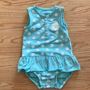 Carter's Onsie Dress 18M